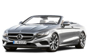 Mercedes Benz S class Cabriolet